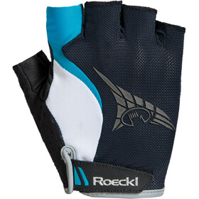 Roeckl Inverno Bike Gloves black/turquoise
